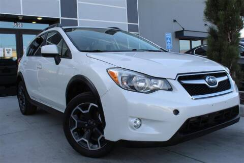 2014 Subaru XV Crosstrek for sale at UNITED AUTO in Millcreek UT