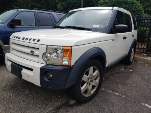 2006 Land Rover LR3 for sale at CRS 1 LLC in Lakewood NJ
