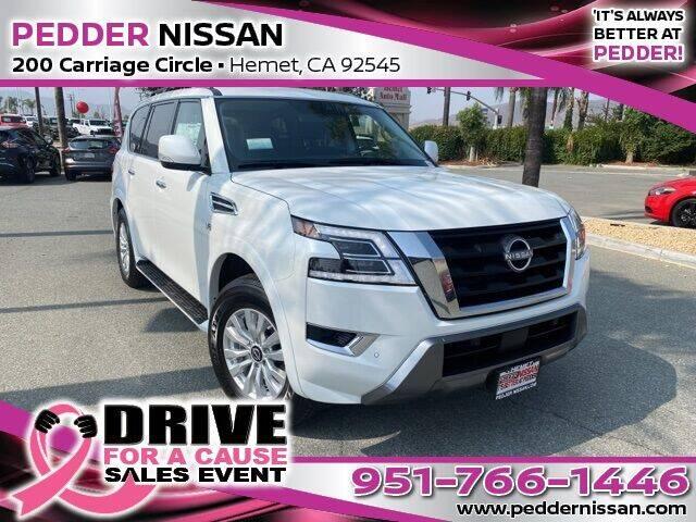 2021 Nissan Armada for sale in Hemet, CA