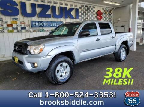 2013 Toyota Tacoma for sale at BROOKS BIDDLE AUTOMOTIVE in Bothell WA