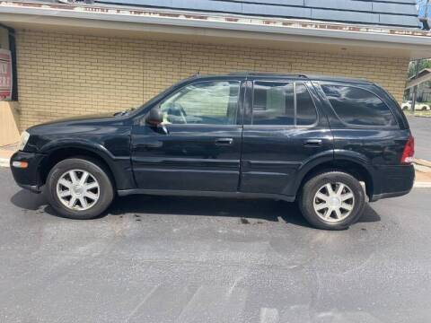 2004 Buick Rainier for sale at First Choice Auto Sales in Rock Island IL