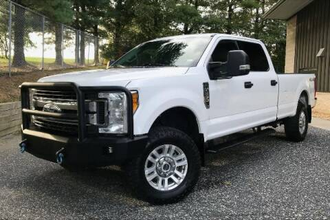 2017 Ford F-350 Super Duty for sale at TRUST AUTO in Sykesville MD