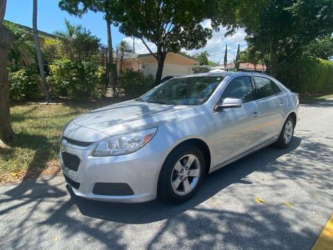 2016 Chevrolet Malibu Limited for sale at Car Girl 101 in Oakland Park FL
