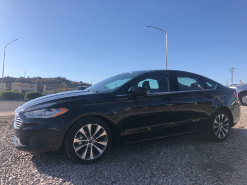2019 Ford Fusion for sale at 1st Quality Motors LLC in Gallup NM