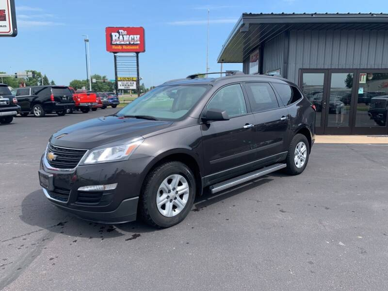 2017 Chevrolet Traverse for sale at Welcome Motor Co in Fairmont MN