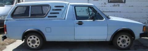 1981 Volkswagen Rabbit for sale at Classic Car Deals in Cadillac MI