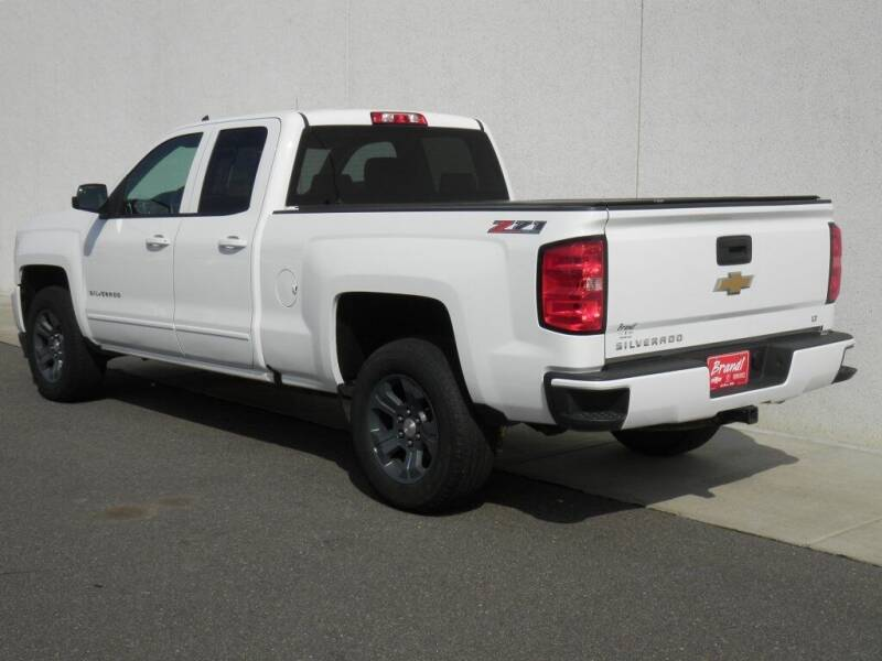 2017 Chevrolet Silverado 1500 4x4 LT 4dr Double Cab 6.5 ft. SB - Aitkin MN
