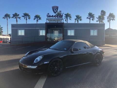 2008 Porsche 911 for sale at Barrett Auto Gallery in San Juan TX