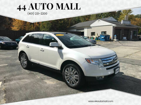 2010 Ford Edge for sale at 44 Auto Mall in Smithfield RI
