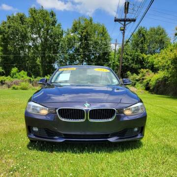 2013 BMW 3 Series for sale at CAPITOL AUTO SALES LLC in Baton Rouge LA