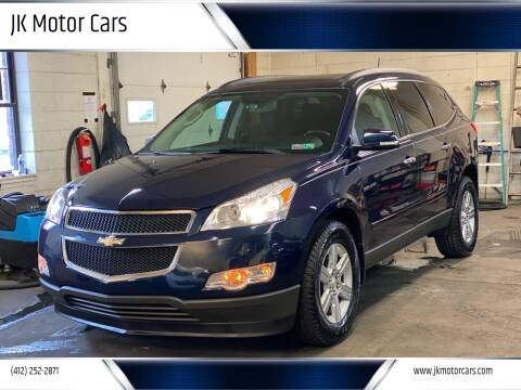 2011 Chevrolet Traverse for sale at JK Motor Cars in Pittsburgh PA