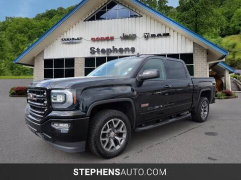 2018 GMC Sierra 1500 for sale at Stephens Auto Center of Beckley in Beckley WV