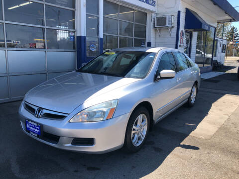 2007 Honda Accord for sale at Jack E. Stewart's Northwest Auto Sales, Inc. in Chicago IL