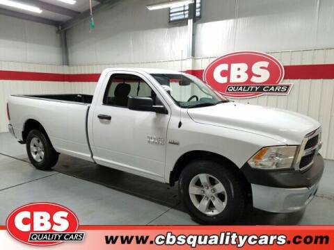 2016 RAM Ram Pickup 1500 for sale at CBS Quality Cars in Durham NC