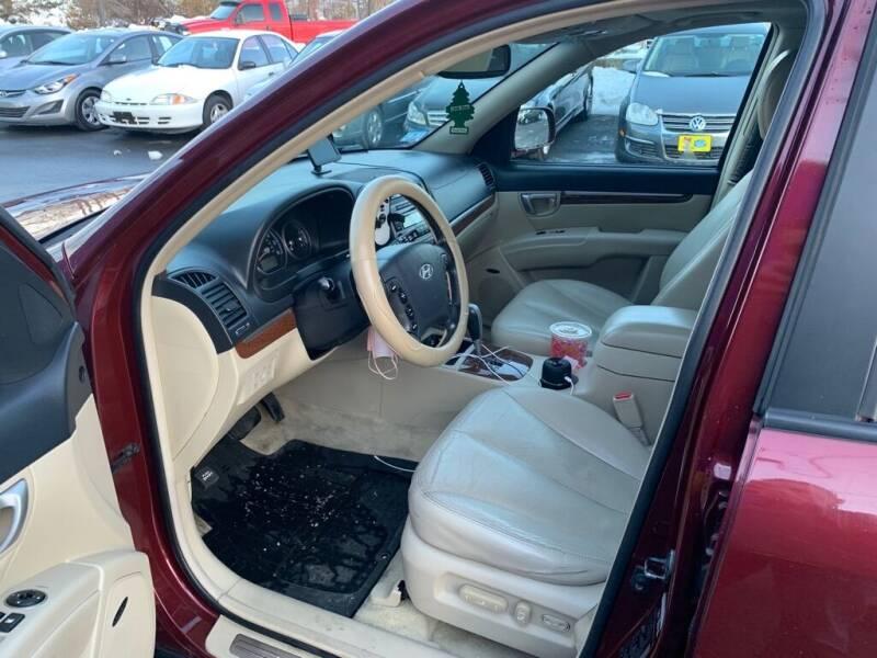 2007 Hyundai Santa Fe for sale at Elite Pre-Owned Auto in Peabody MA