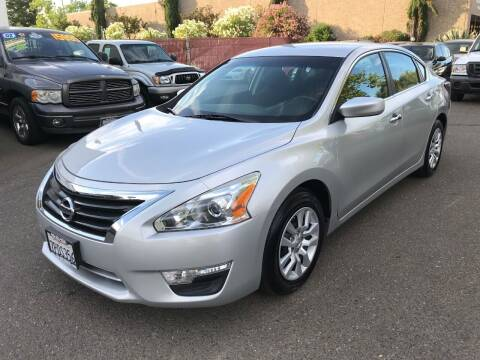 2014 Nissan Altima for sale at C. H. Auto Sales in Citrus Heights CA