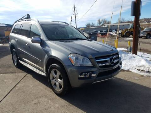 2010 Mercedes-Benz GL-Class for sale at BERKENKOTTER MOTORS in Brighton CO