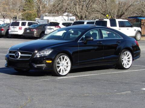 2013 Mercedes-Benz CLS for sale at Access Auto in Kernersville NC