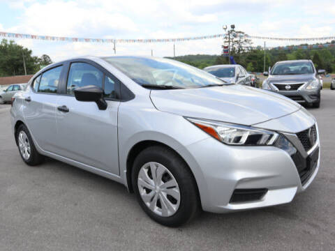 2020 Nissan Versa for sale at Viles Automotive in Knoxville TN