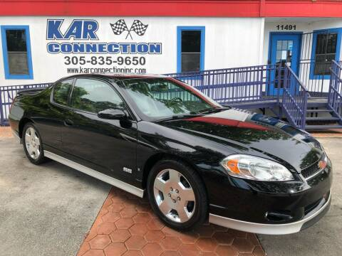 2006 Chevrolet Monte Carlo for sale at Kar Connection in Miami FL