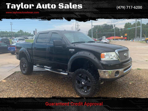 2008 Ford F-150 for sale at Taylor Auto Sales in Springdale AR