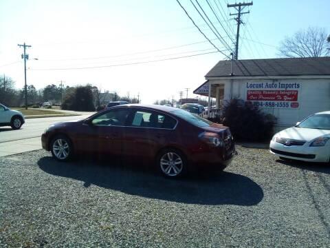 2007 Nissan Altima for sale at Locust Auto Imports in Locust NC