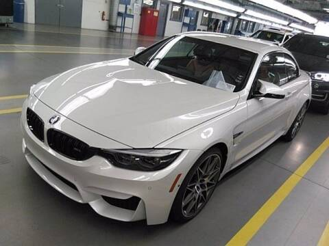 2020 BMW M4 for sale at DeluxeNJ.com in Linden NJ