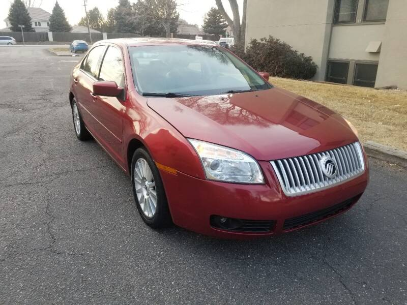 2006 Mercury Milan for sale at Red Rock's Autos in Denver CO