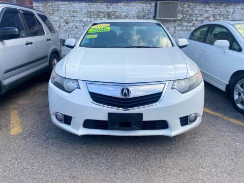 2012 Acura TSX for sale at Metro Auto Sales in Lawrence MA