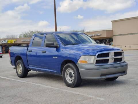 2009 Dodge Ram Pickup 1500 for sale at Loco Motors in La Porte TX