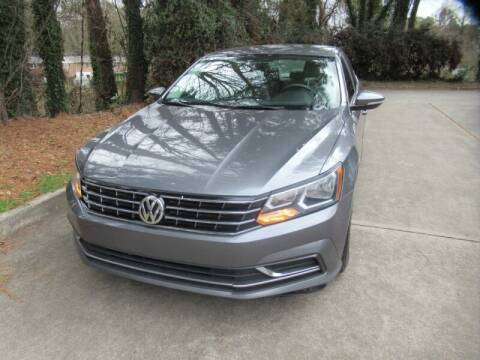 2017 Volkswagen Passat for sale at 1st Choice Autos in Smyrna GA