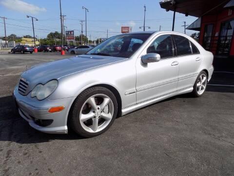 2006 Mercedes-Benz C-Class for sale at Kelley Autoplex in San Antonio TX