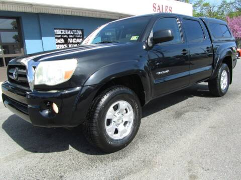 2006 Toyota Tacoma for sale at Trimax Auto Group in Norfolk VA