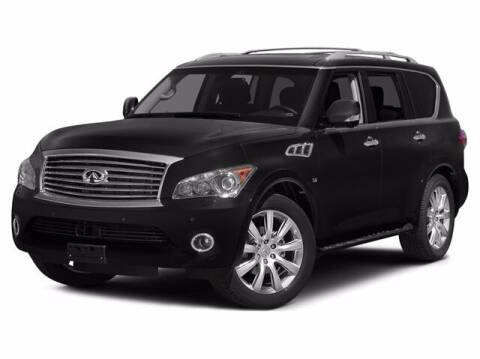 2014 Infiniti QX80 for sale at Michael's Auto Sales Corp in Hollywood FL