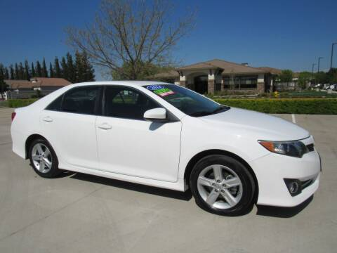 2014 Toyota Camry for sale at 2Win Auto Sales Inc in Oakdale CA