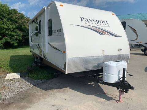 2014 Keystone Passport Grand Touring for sale at Autoway Auto Center in Sevierville TN
