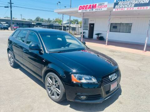 2009 Audi A3 for sale at Dream Motors in Sacramento CA