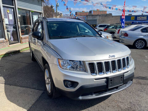 2013 Jeep Compass for sale at Rallye  Motors inc. in Newark NJ