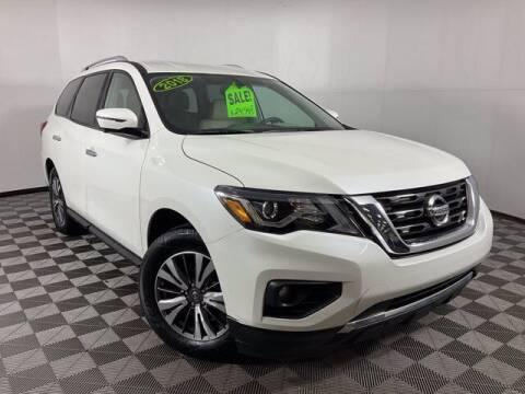 2018 Nissan Pathfinder for sale at Virtue Motors in Darlington WI