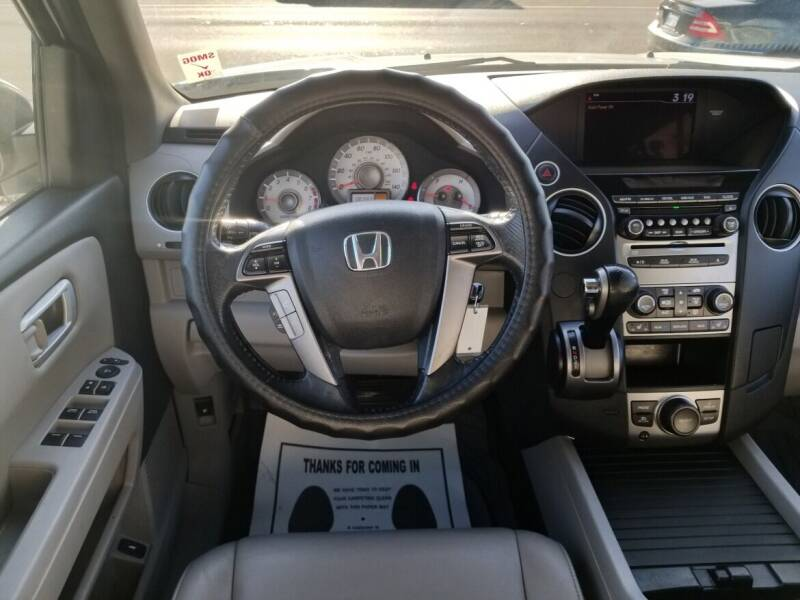 2014 Honda Pilot EX-L 4dr SUV w/DVD - Hayward CA