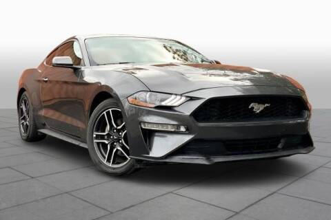 2020 Ford Mustang for sale at CU Carfinders in Norcross GA