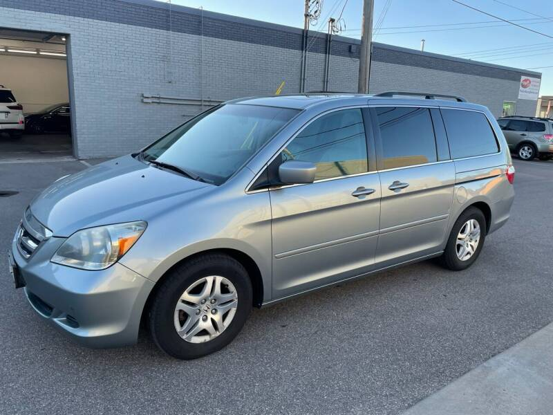 2007 Honda Odyssey for sale at The Car Buying Center in Saint Louis Park MN