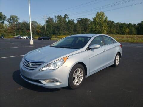 2013 Hyundai Sonata for sale at White's Honda Toyota of Lima in Lima OH