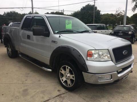 2004 Ford F-150 for sale at AutoPros - Waterloo in Waterloo IA