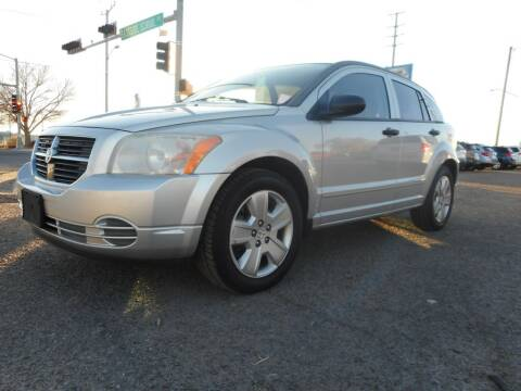 2007 Dodge Caliber for sale at AUGE'S SALES AND SERVICE in Belen NM
