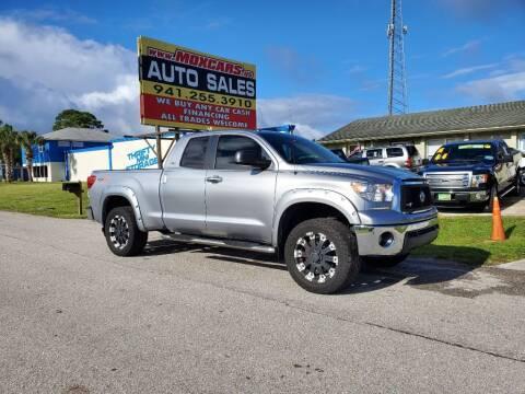 2012 Toyota Tundra for sale at Mox Motors in Port Charlotte FL