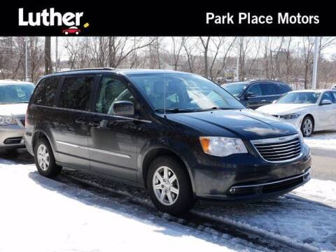 2013 Chrysler Town and Country for sale at Park Place Motor Cars in Rochester MN
