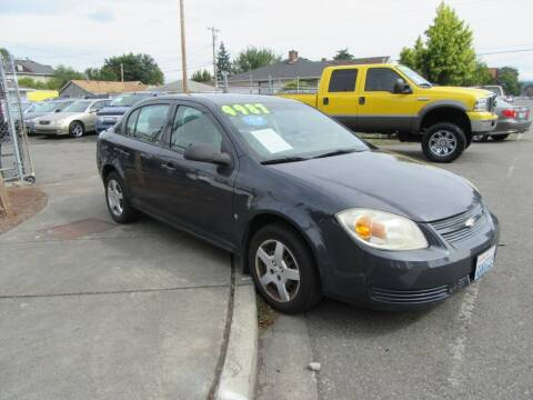 2008 Chevrolet Cobalt for sale at Car Link Auto Sales LLC in Marysville WA