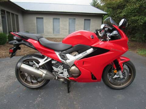 2014 Honda VFR800 for sale at Blue Ridge Riders in Granite Falls NC