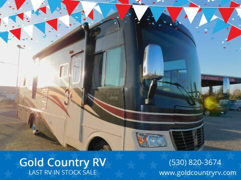 2010 Holiday Rambler 30SFS for sale at Gold Country RV in Auburn CA